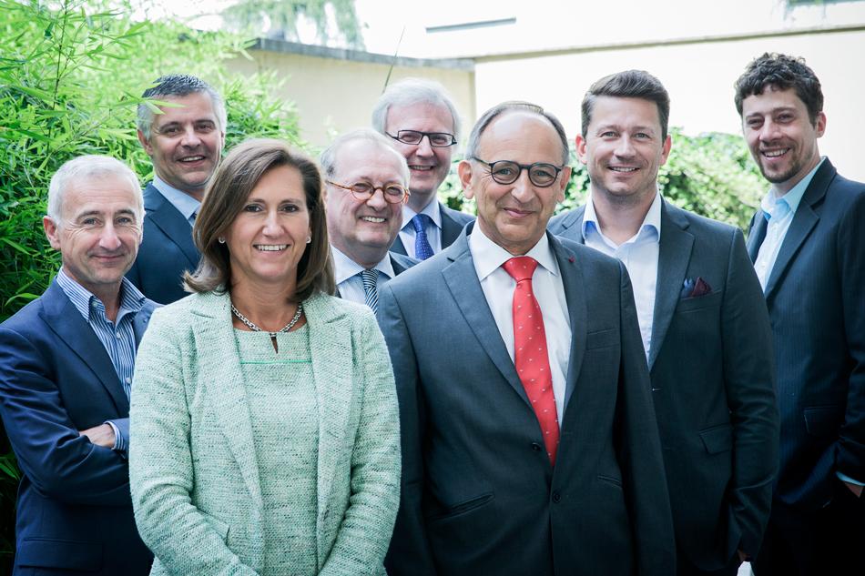 OVB Raad van bestuur 2014