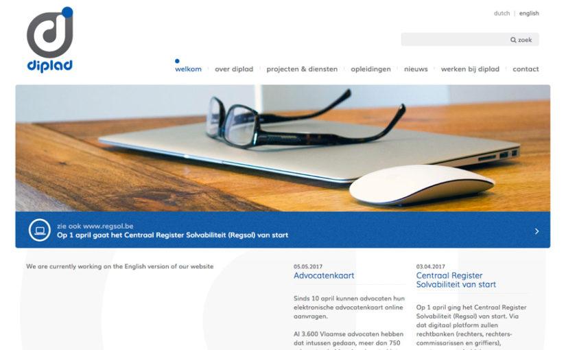 Website Diplad