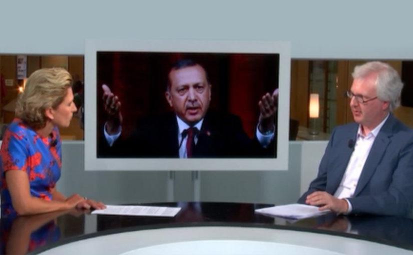 OVB op de bres voor gearresteerde Turkse advocaten
